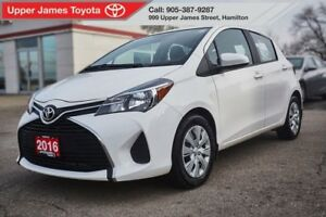 2016 Toyota Yaris LE - Won't last long!