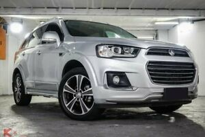 2018 Holden Captiva CG MY18 LTZ AWD Silver 6 Speed Sports Automatic Wagon Ryde Ryde Area Preview