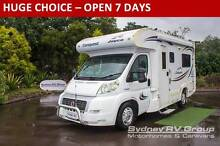 U3108 Jayco Conquest 2008 Automatic with LOW KM's Penrith Penrith Area Preview