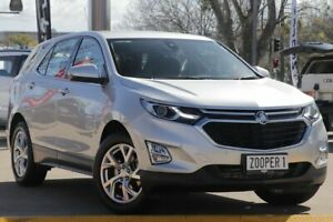 2018 Holden Equinox EQ MY18 LT FWD Silver 6 Speed Sports Automatic Wagon East Toowoomba Toowoomba City Preview
