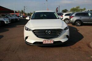 2018 Mazda CX-9 TC Touring SKYACTIV-Drive White 6 Speed Sports Automatic Wagon The Gardens Darwin City Preview