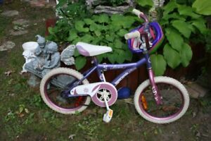 Kids Bike. Supercycle Illusion. Bicycle for kids.