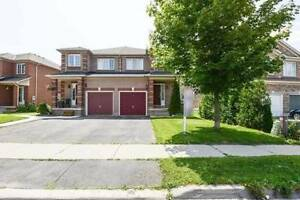 semi detached house for sale in Brampton for $499000
