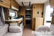 CU1294 Elddis Avante 550 Luxury Australian Edition With Low Tare Penrith Penrith Area Preview