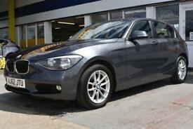 GOOD CREDIT CAR FINANCE AVAILABLE 2012 62 BMW 116d SE 5 DOOR