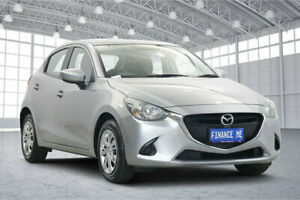 2014 Mazda 2 DJ2HA6 Neo SKYACTIV-MT Silver 6 Speed Manual Hatchback Victoria Park Victoria Park Area Preview