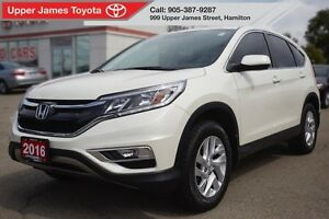 2016 Honda CR-V SE - Only one owner.  Looking for new home!