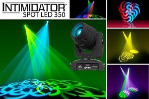 2 Chauvet Intimidator Spot LED 350 (pair)