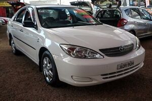 2004 Toyota Camry MCV36R Altise White 4 Speed Automatic Sedan Colyton Penrith Area Preview