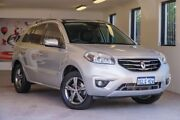 2013 Renault Koleos H45 Phase II Privilege Silver 1 Speed Constant Variable Wagon Willagee Melville Area Preview