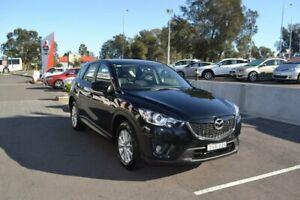 2014 Mazda CX-5 KE Series Maxx Sport Black Sports Automatic Maitland Maitland Area Preview