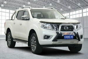 2019 Nissan Navara D23 S3 ST-X White 7 Speed Sports Automatic Utility Victoria Park Victoria Park Area Preview