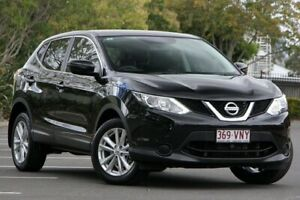 2014 Nissan Qashqai J11 ST Black 1 Speed Constant Variable Wagon Chermside Brisbane North East Preview