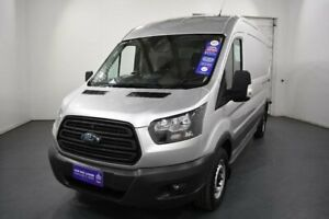 2016 Ford Transit VO MY16 350L LWB Mid Roof Silver 6 Speed Manual Van Oakleigh Monash Area Preview