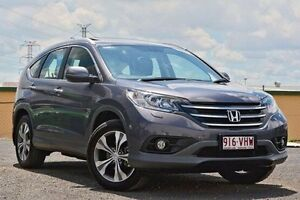 2014 Honda CR-V RM MY15 VTi-L 4WD Modern Steel 5 Speed Sports Automatic Wagon Jamboree Heights Brisbane South West Preview