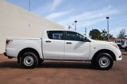 2015 Mazda BT-50 UP0YF1 XT 4x2 Hi-Rider White 6 Speed Sports Automatic Utility Bayswater Bayswater Area Preview