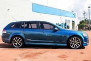 2012 Holden Commodore VE II MY12 SS V Sportwagon Blue 6 Speed Sports Automatic Wagon Bayswater Bayswater Area Preview