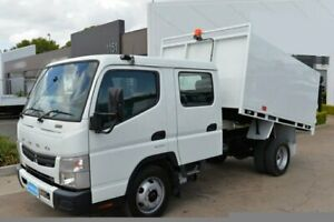 2015 MITSUBISHI CANTER 7/800 Dual Cab Tipper  SN#5480 Acacia Ridge Brisbane South West Preview