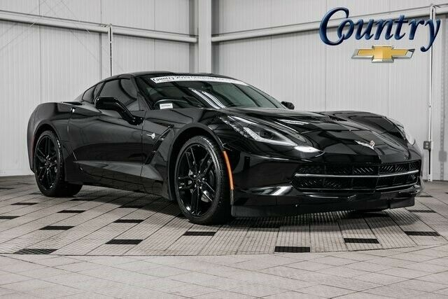 Image 1 Voiture American used Chevrolet Corvette 2019