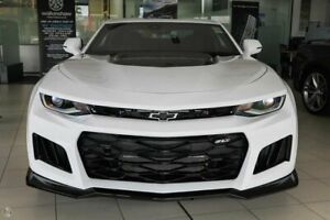2019 Chevrolet Camaro MY19 ZL1 White 6 Speed Manual Coupe Berwick Casey Area Preview