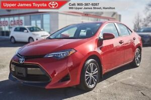 2017 Toyota Corolla LE LE UPGRADE PACKAGE
