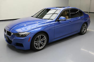 2015 BMW 328I M SPORT HTD SEATS SUNROOF REAR CAM 21K MI #453580 Texas Direct