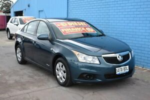 2011 Holden Cruze JH CD Blue 6 Speed Automatic Sedan Enfield Port Adelaide Area Preview
