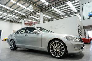 2007 Mercedes-Benz S450 221 Iridium Silver 7 Speed Automatic G-Tronic Sedan Port Melbourne Port Phillip Preview