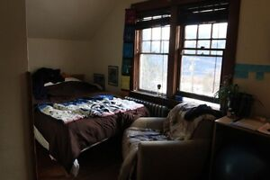 SUBLET available May-Sept
