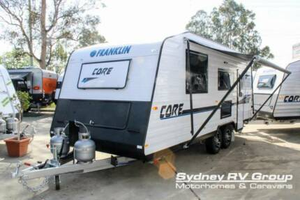 FR183 Franklin Core 200CAFW Practicality & Luxury Penrith Penrith Area Preview
