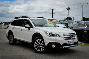 2017 Subaru Outback B6A MY17 3.6R CVT AWD White 6 Speed Constant Variable Wagon Myaree Melville Area Preview