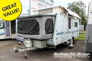 CU1278 Windsor Rapid Compact Design & Light Weight Easy Tow Penrith Penrith Area Preview