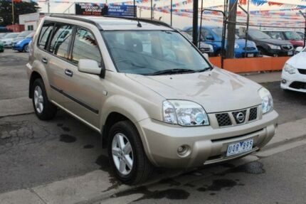 2007 Nissan X-Trail T30 MY06 ST-S X-Treme (4x4) Gold 4 Speed Automatic Wagon Brooklyn Brimbank Area Preview