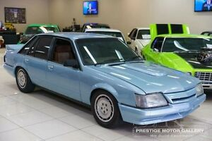 1985 Holden Commodore VK SL Asteroid Silver 3 Speed Automatic Sedan Carss Park Kogarah Area Preview
