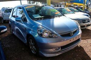2003 Honda Jazz GD VTi-S Blue 5 Speed Manual Hatchback Minchinbury Blacktown Area Preview