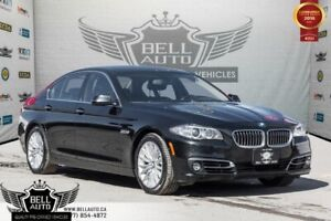 2014 BMW 5 Series 528i xDrive, NAVI W/ MEMORY, MOONROOF, LEATHER