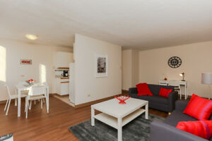 FURNISHED BACHELOR available at 8510 111th Street, Edmonton