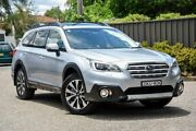 2016 Subaru Outback B6A MY17 2.5i CVT AWD Premium Silver 6 Speed Constant Variable Wagon Greenacre Bankstown Area Preview