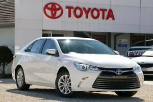 2015 Toyota Camry ASV50R Altise Diamond White 6 Speed Sports Automatic Sedan Wyong Wyong Area Preview