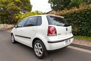 2007 Volkswagen Polo 9N MY2007 Match White 6 Speed Sports Automatic Hatchback Hove Holdfast Bay Preview