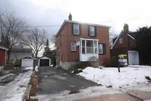 Open House Sun 12:30- 2 pm~across from Rideau Public