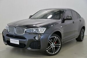 2014 BMW X4 F26 xDrive30d Steptronic Grey 8 Speed Automatic Wagon Mansfield Brisbane South East Preview