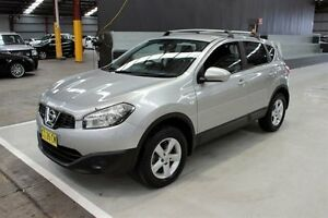 2010 Nissan Dualis J10 MY2009 ST Hatch Silver 6 Speed Manual Hatchback Maryville Newcastle Area Preview