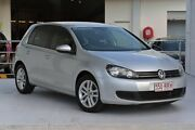 2011 Volkswagen Golf VI MY11 118TSI DSG Comfortline Reflex Silver 7 Speed Robina Gold Coast South Preview