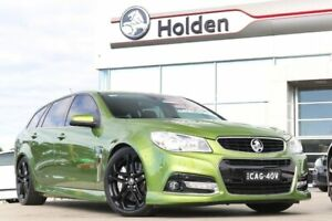 2015 Holden Commodore VF MY15 SS V Sportwagon Jungle Green 6 Speed Sports Automatic Wagon Liverpool Liverpool Area Preview