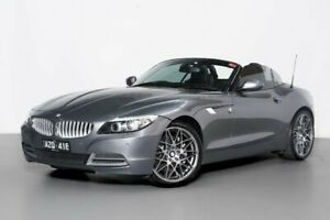 2011 BMW Z4 E89 MY0311 sDrive35i D-CT Grey 7 Speed Sports Automatic Dual Clutch Roadster Port Melbourne Port Phillip Preview