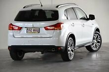 2015 Mitsubishi ASX XB MY15 LS 2WD White 6 Speed Constant Variable Wagon Robina Gold Coast South Preview