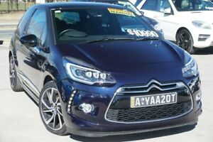 2015 Citroen DS3 MY15 DSport Blue 6 Speed Manual Hatchback Pearce Woden Valley Preview