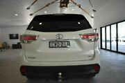 2014 Toyota Kluger GSU55R GXL AWD White 6 Speed Sports Automatic Wagon Port Macquarie Port Macquarie City Preview