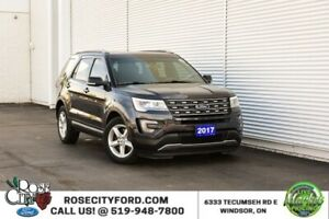 2017 Ford Explorer XLT / ACCIDENT FREE / REMOTE START / LEATHER
